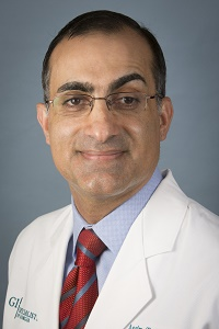 Aasim Sheikh, MD, Director of Research